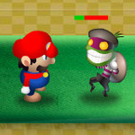 Mario Bros Vs Monsters